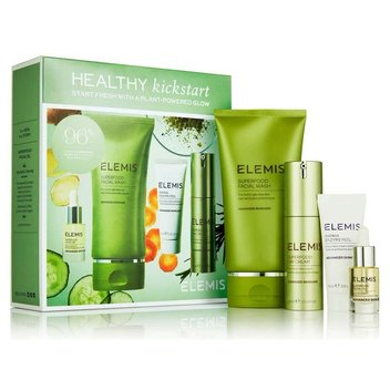 Take home a free ELEMIS Superfood Healthy Kickstart Collection