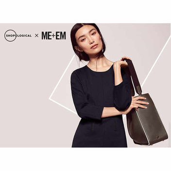 Win the must-have smart casual bucket bag from ME+EM