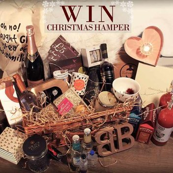 Win A 'Best Of British' Christmas Hamper
