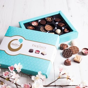 Indulge in a free bundle of chocolate goodies