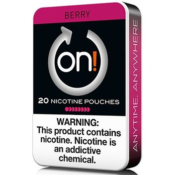 Claim free samples of Haypp Nicotine Pouches