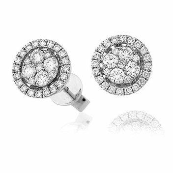Win a pair of Diamond Heaven earrings