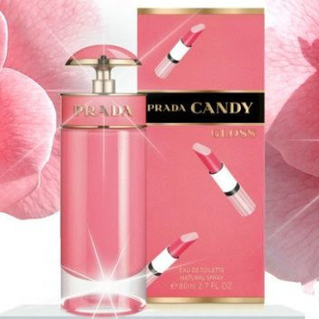 Win a Prada Candy Gloss perfume