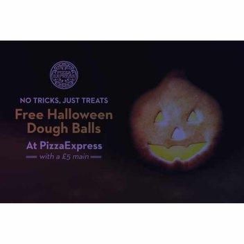 Free Spooky Halloween Dough Balls