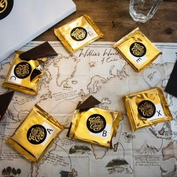 Snap up a free Willies Cacao 'Mystery Chocolate' Box
