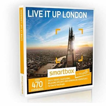 Win a Live it up London – Smartbox by Buyagift