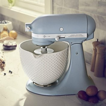 Win a limited edition Artisan stand mixer from KitchenAid
