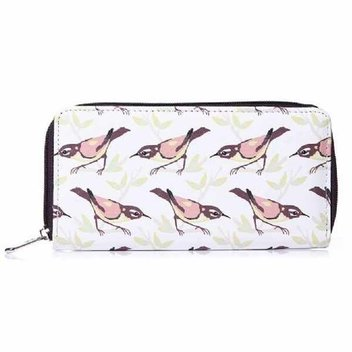 Win a bird print purse