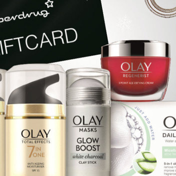 Get a year's supply of free Olay Skincare
