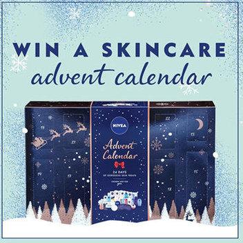 Free Nivea Advent Calendar