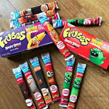 Freebies from Frubes