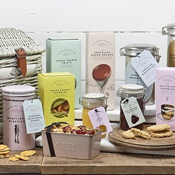 Win a luxury Cartwright and Butler hamper