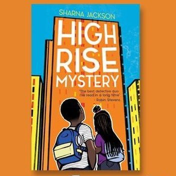 Claim a free copy of High-Rise Mystery for young booklovers