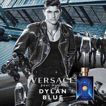 Win a full Set of Versace Dylan Blue 100ml Eau de Toilette, 250ml Bath & Shower Gel, 100ml Aftershave & 75ml Deodorant