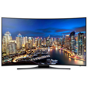 "Win a 55"" Samsung 4K Curved Smart TV with Dave's 'Zapped'"