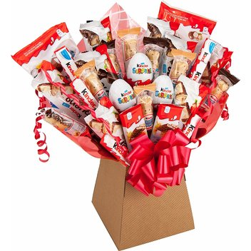 Enjoy a free Easter chocolate bouquet