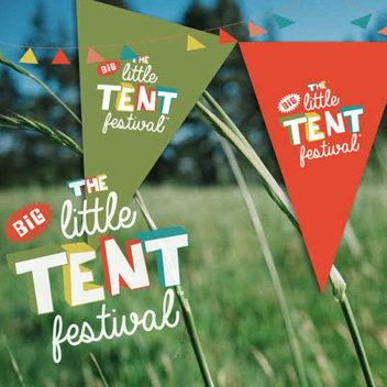 Free Big Little Tent Festival packs