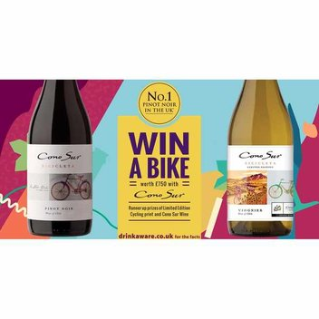 Win a bike worth £750