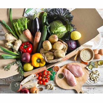 Test out a Gousto recipe box for free