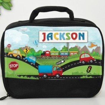 Pick up a free personalised lunch box