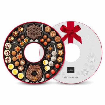Claim a free Hotel Chocolat Christmas wreath