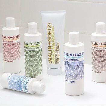 Pick up free Malin+Goetz samples