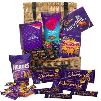 10 delicious Cadbury hampers to be claimed