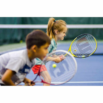 Free Tennis For Kids from Club Spark