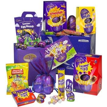 Claim a free Cadbury Easter Gift