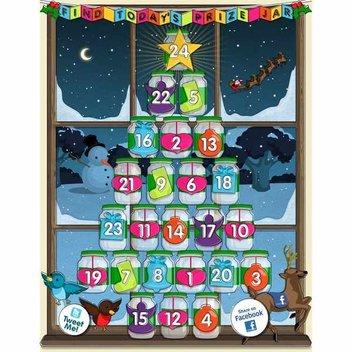 HiPP Organic Advent Calendar 2017
