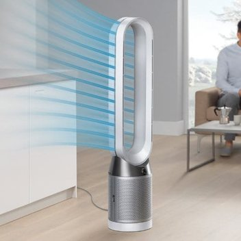 Cool down with a free Dyson Pure Cool purifying tower fan