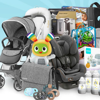 Win the Ultimate Baby Bundle worth over £2,000