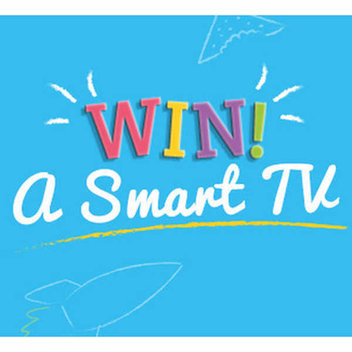 Win a Smart TV with Kingsmill