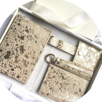 Get a luxury travel gift set from Isabel Wong