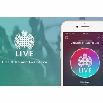 Free Ministry of Sound LIVE App