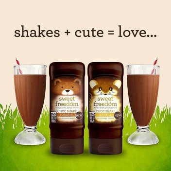 Claim a free Choc Shake milkshake maker
