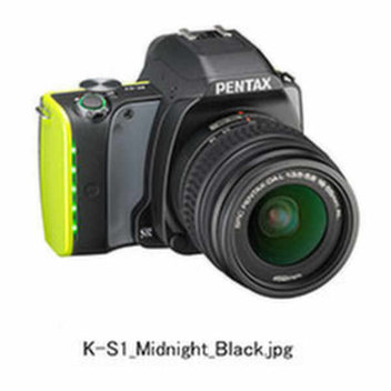 Win a PENTAX K-S1 camera worth £600
