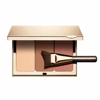Claim a free Clarins face contouring palette