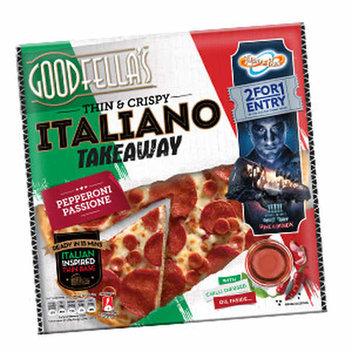 Free Goodfella's Pizza