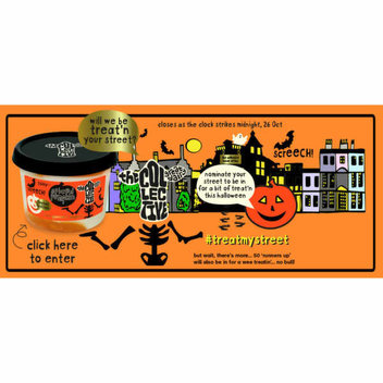 Win Goodies For Your Street On Halloween + 50 Runners Up Prizes