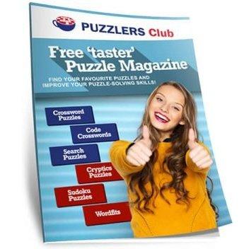Free Puzzle Magazines