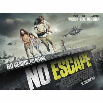 Free screening of, No Escape