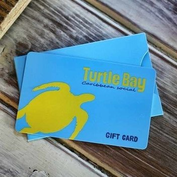Get a free £10 Turtle Bay gift card