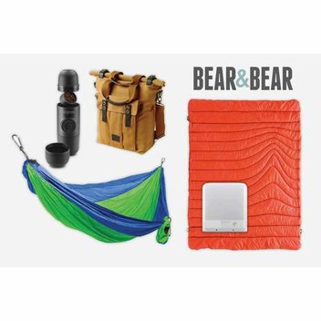 Win Outdoor Camping Gear Worth £350