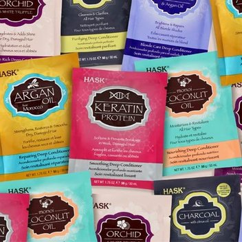 Grab free Hask Deep Sachets & gift cards