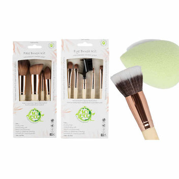 Win So Eco make-up brushes worth over £100