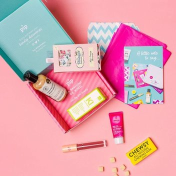 Win a 12 Month Subscription to The Pip Box
