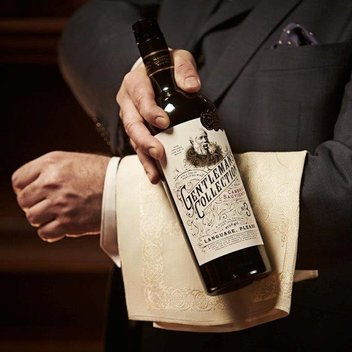 Get a free case of Gentleman's Collection Cabernet Sauvignon or Chardonnay