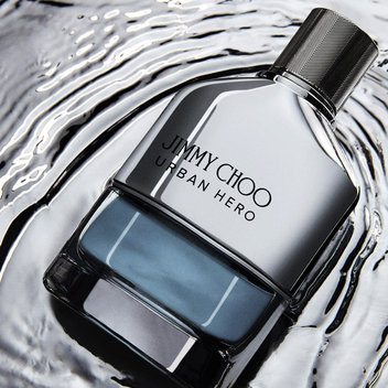 Take home a free bottle of Jimmy Choo Aftershave