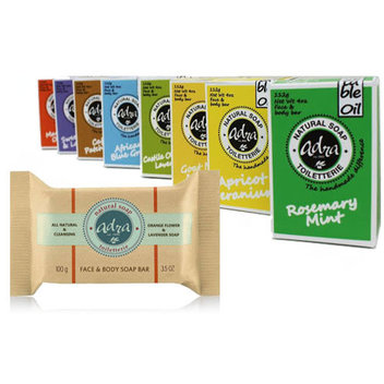Free Natural Soap sample from ADRA
